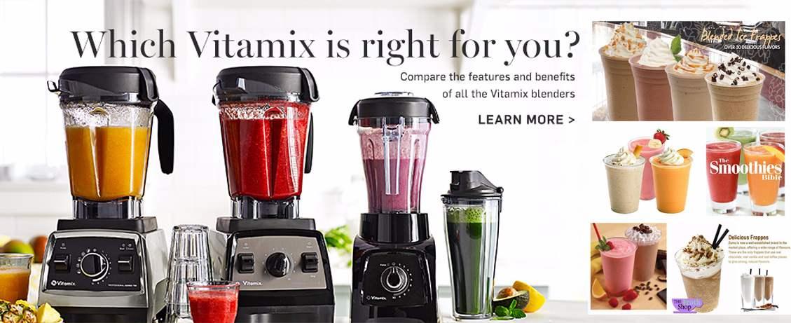 Máy xay sinh tố vitamix
